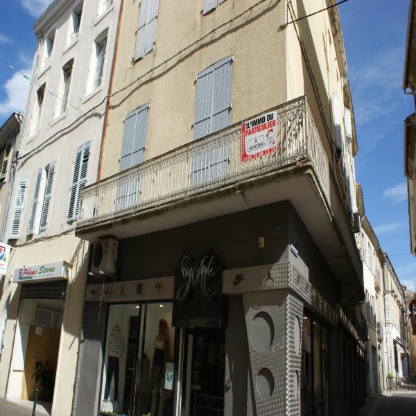 Offres de vente Immeuble Montélimar 26200